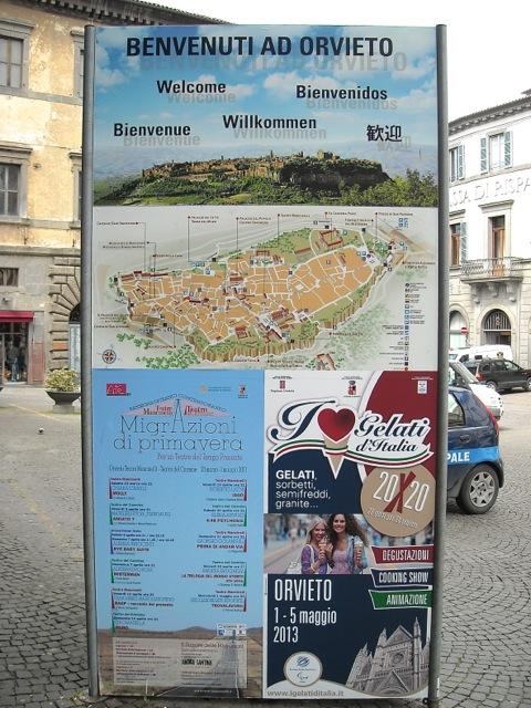 Bienvenuti ad Orvieto!
