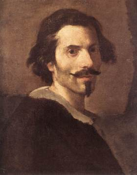 Bernini, self portrait
