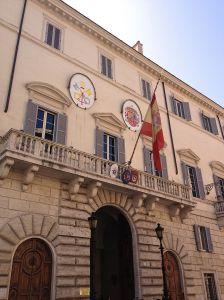 Palazzo di Spagna