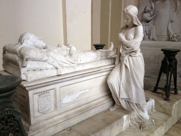 Tomb in San Domenico, Palermo