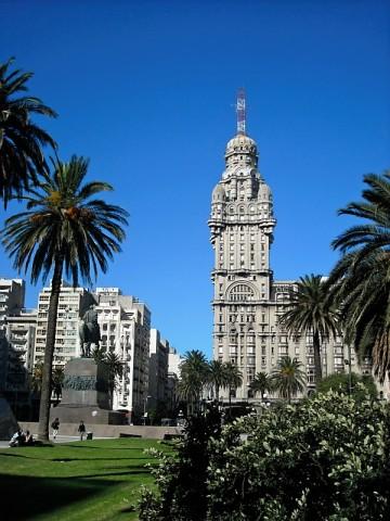 Montevideo, Uruguay today