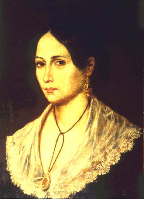 Anita Garibaldi, circa 1839
