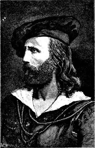 The dashing sailor Garibaldi
