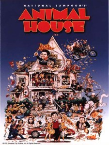 Animal House poster, 1978