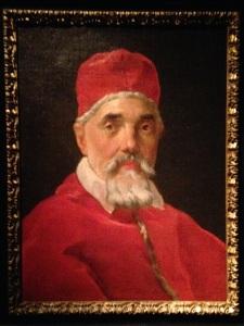 "Cardinal Maffeo Barberini, who was often called ""pretty-beard Urban"" as pope"