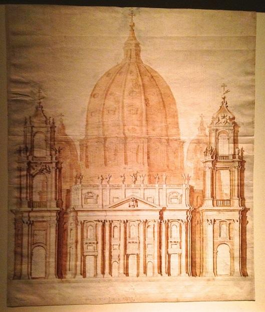 Bernini st. peter