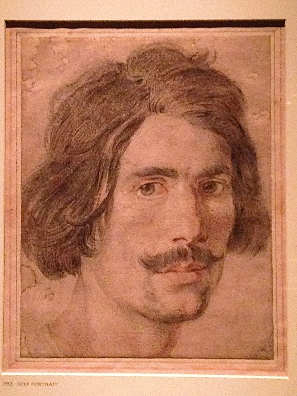 art searching for bernini bernini self portrat completed when he was in his twenties