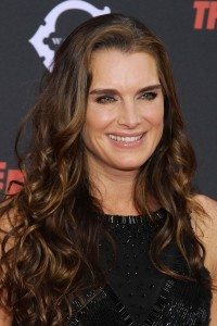 Brooke Shields is a descendant of Olimpia
