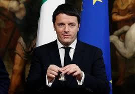 Prime Minister of Italy, Matteo Renzi